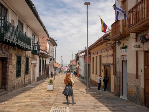 Bogotá, escenario inagotable de historias: La experiencia de Ginna Ortega