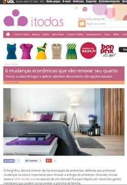 Matéria site iTodas (portal Uol)