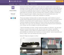 Matéria Portal MSN, Tempo de Mulher