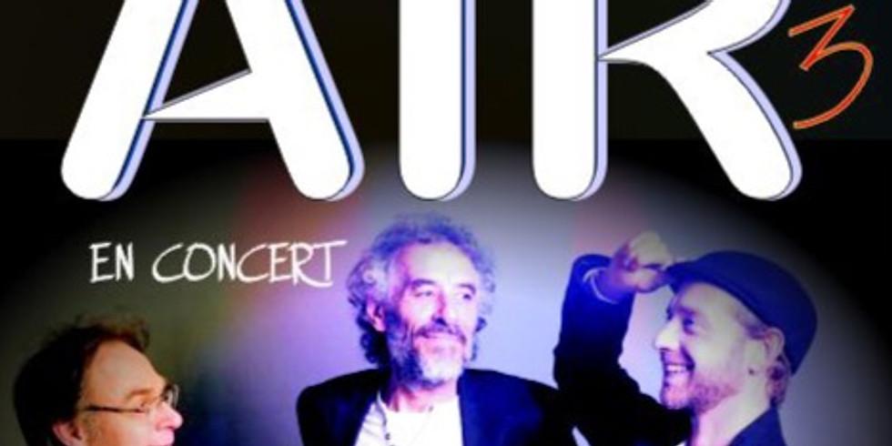 Concert AIR TRIO