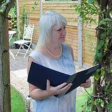 Naming Celebrant Helen Churchill