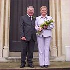 Wedding Anniversary Celebrant Helen Churchill