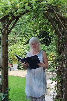 Celebrant Helen Churchill