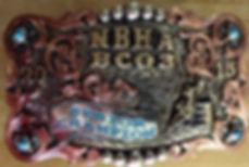 trophy buckle, rodeo award, afforable awards
