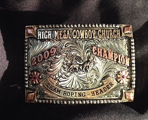 trophy buckles, custom trophy silver, rodeo awards