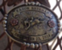 trophy buckle, affordable rodeo awards, economical buckles