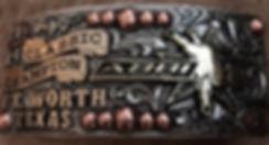 box buckle, bull riding, western belt buckle, trophy buckle