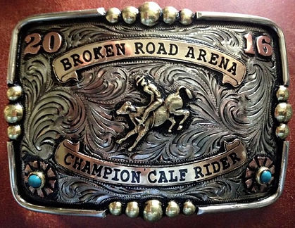custom trophy buckle that is affordable; rodeo awards