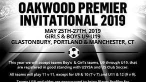 OPI Tournament May 25-27th, 2019