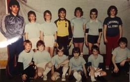 First Oakwood Indoor teams