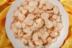 Рыбные снеки осьминог пятачки