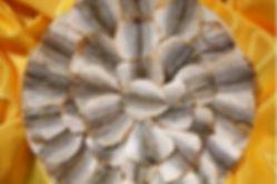 Рыбные снеки желтый полосатик
