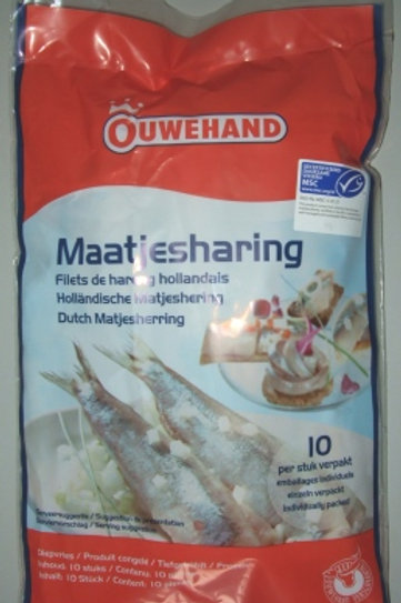 Maatjes Haring -10 Pack (IQFVC)