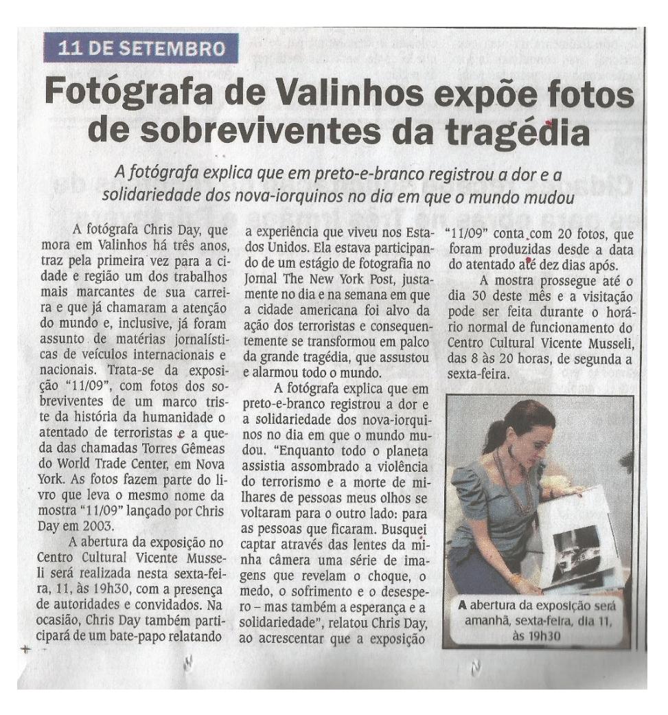 Jornal de Valinhos - De mulher comum a diva