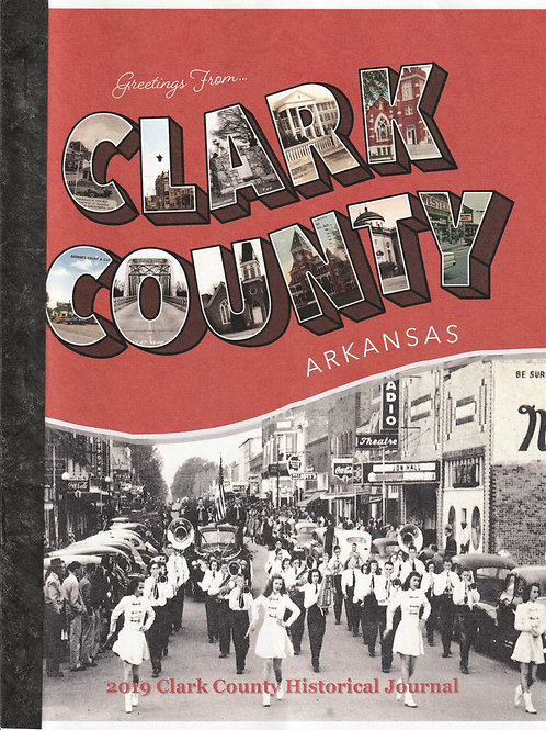 Clark County Historical Journal 2019