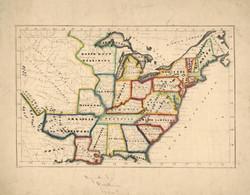 1819 Arkansas Territory