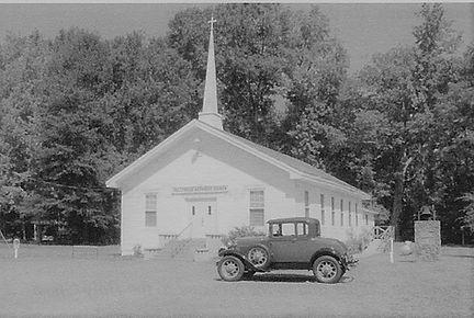 1925MethodistEpiscopalChruchHollywoodAR.