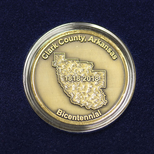 Clark County Bicentennal Commerative Coin