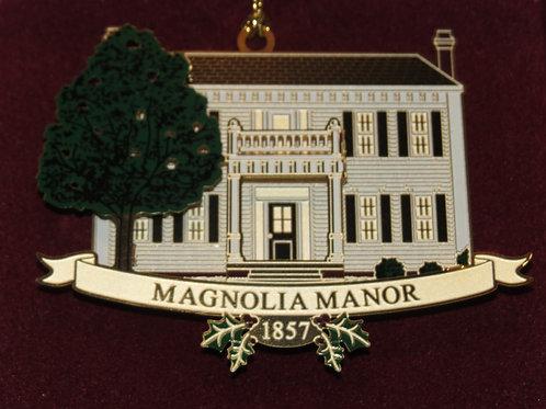 Magnolia Manor Ornament