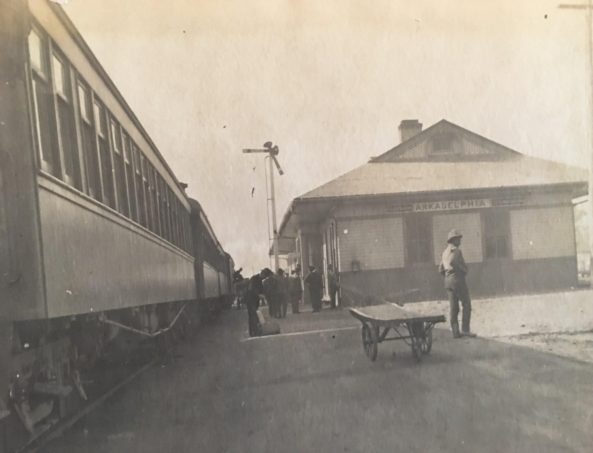 Arkadelphia Depot