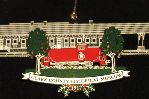 Clark County Historical Museum Ornament