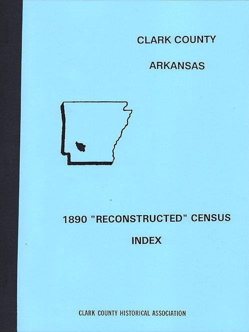 1890 Reconstructed Census Index