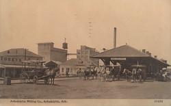 Arkadelphia Train Depot