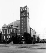 1937 Courthouse Facade