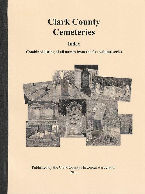 Clark County Cemeteries Index