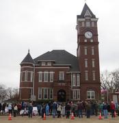 2018 Courthouse Facade