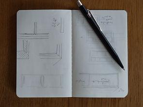 Craftsperson's notebook