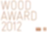 Wood Award 2012 poster