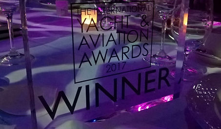Yacht and Aviation Award Winner 2017