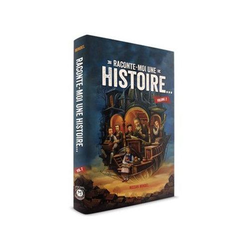 Raconte-moi une histoire Volume 2