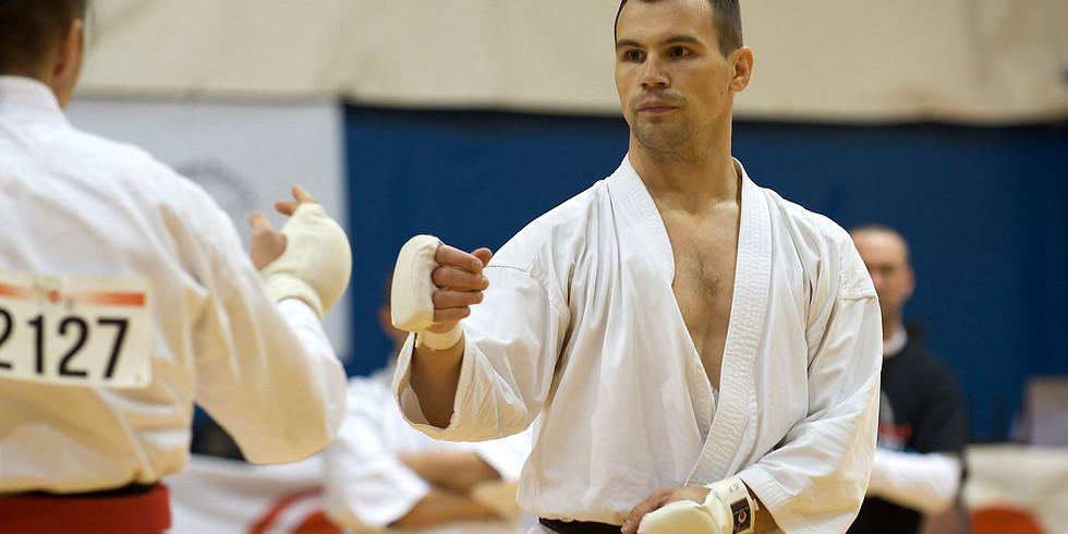 Jinsendo Shugyo Taikai Tournament - Black Belts
