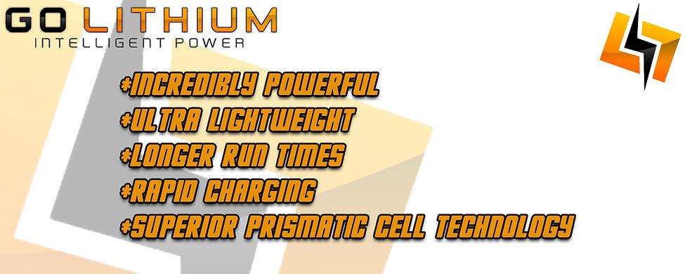 Go Lithium facts
