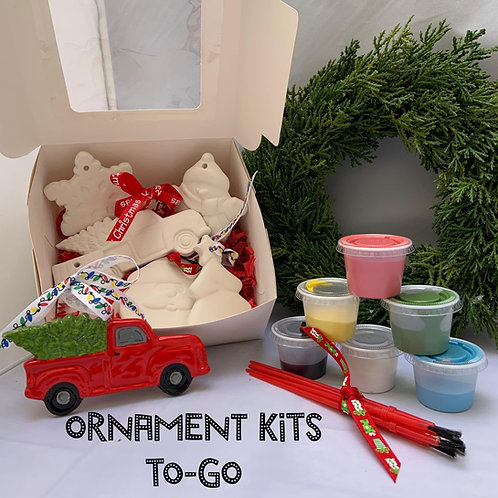 Paint at Home Ornament Kit (6)