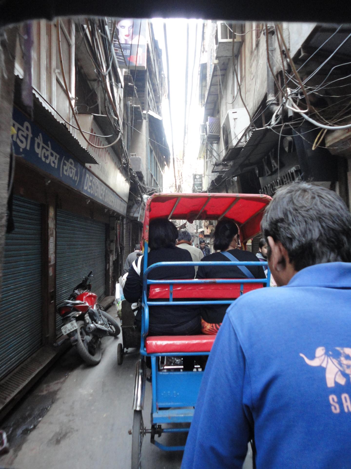 Old Delhi - Índia 2015