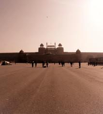 red fort_delhi_índia
