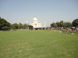 Taj Mahal - Agra, Índia 2015