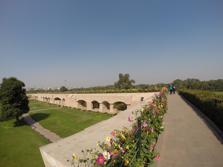 Rajghat - Delhi, Índia 2015