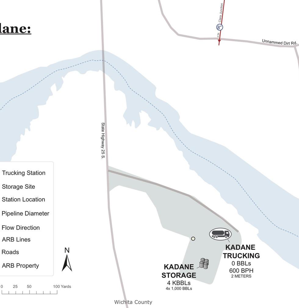 Flow Map - Kadane