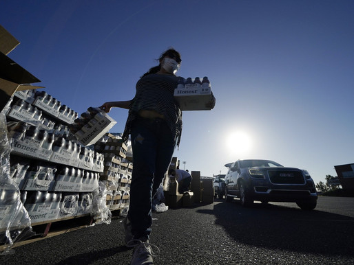 AP: Millions of hungry Americans turn to food banks for 1st time