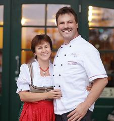 Monika und Alfns Köhler