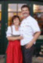 Monika und Alfons Köhler
