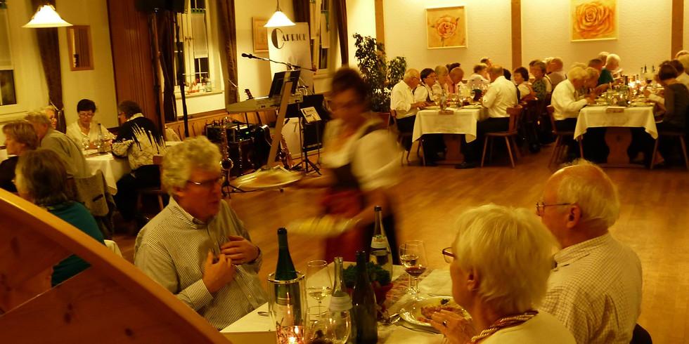 Abgesagt - Dinner & Dance