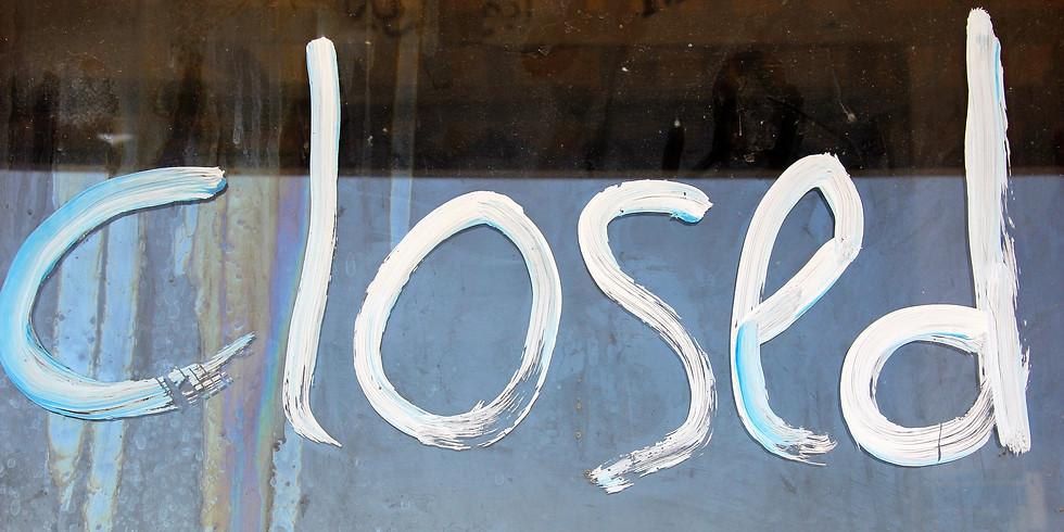 Heute geschlossen