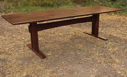 9 foot dining table