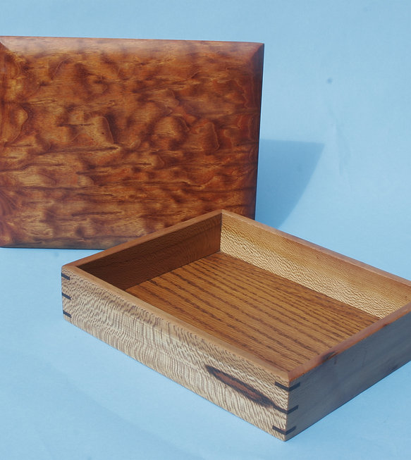 Tripp Carpenter Jewelry Boxes