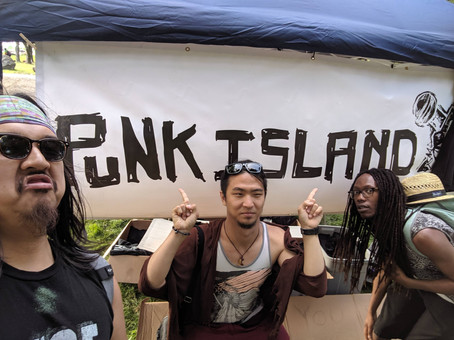 Punk Island NYC
